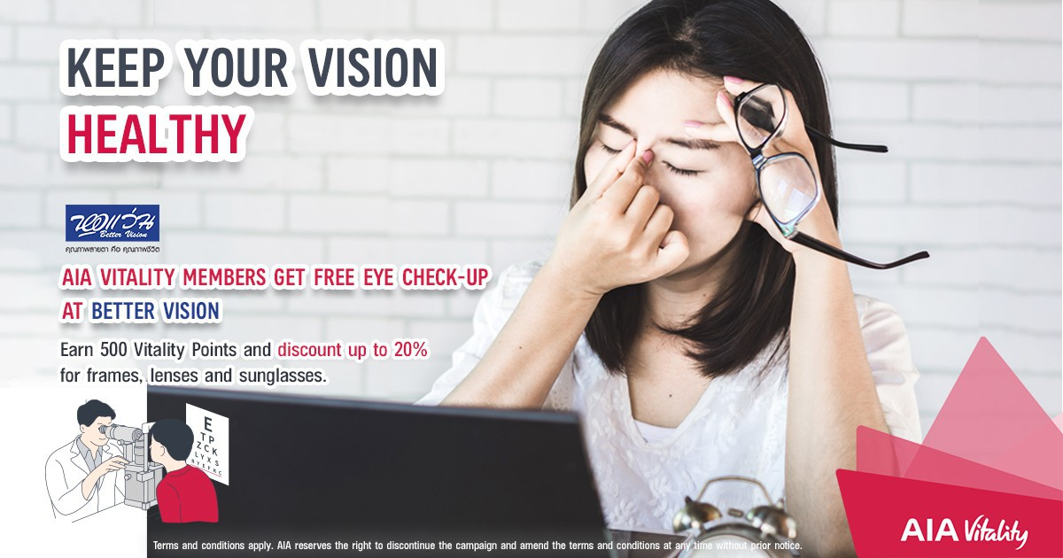 Keep your vision healthy, at any age, with 'eye care tips'