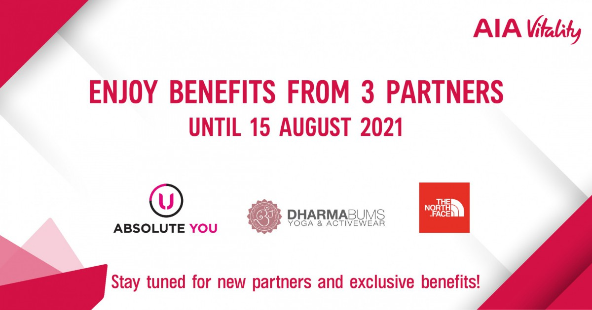 Notification of 3 partner benefits ending on 15 August 2021