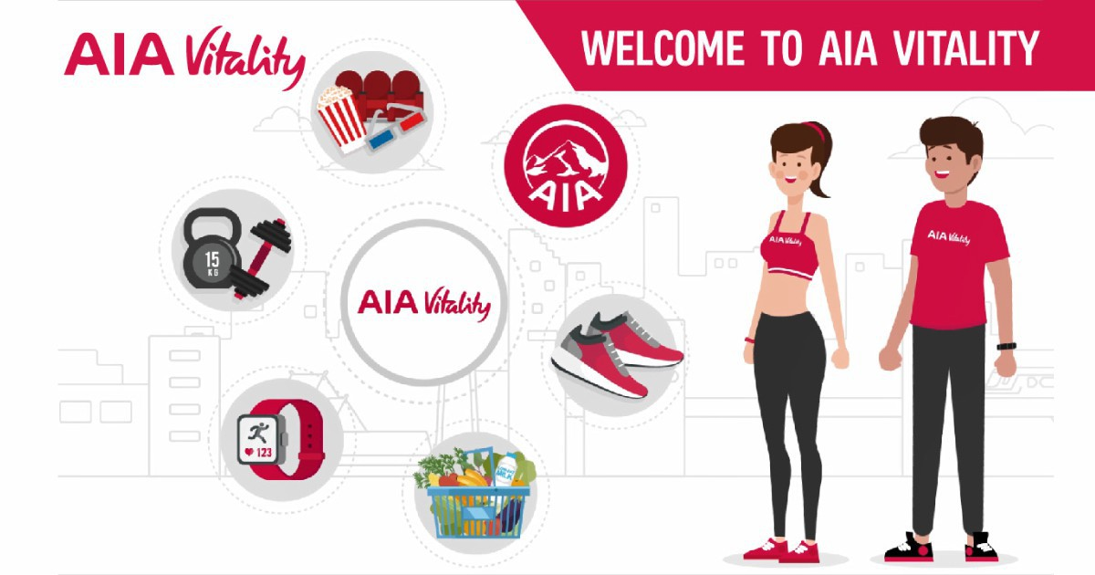 Welcome to AIA Vitality